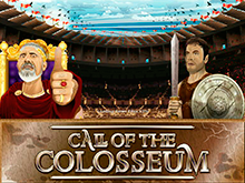Call Of The Colosseum на реальные деньги онлайн от Microgaming