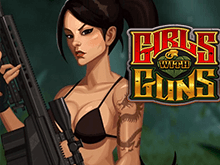 Girls With Guns - Jungle Heat в казино – азартная игра Microgaming