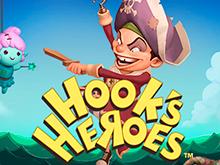 Игровой аппарат Hooks Heroes